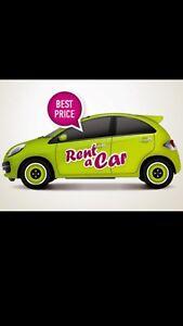 Car rental / starting @ 550$ per month / 514-700-3737