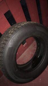 Haida HD617 Winter tires 275/65R18