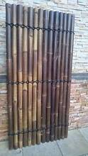 NEW Bamboo Fence Panels, Screen Fencing Panels - 10 Panels x 2.4m Rowville Knox Area Preview