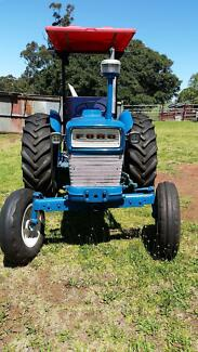 Ford 4000 Tractor and Slasher $11900 ONO Highfields Toowoomba Surrounds Preview