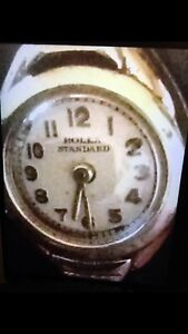 ROLEX GOLD LADIES WATCH VINTAGE