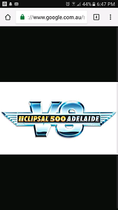 WTB- 2 clipsal 500 tickets Adelaide CBD Adelaide City Preview