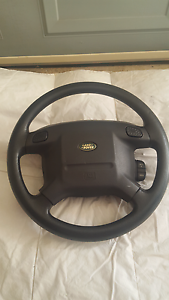 Landrover Series 2 Steering Wheel Rutherglen Indigo Area Preview