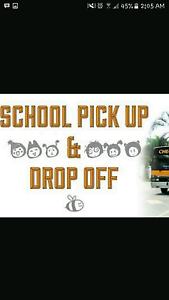 School pick up and drop off service Wilson Canning Area Preview