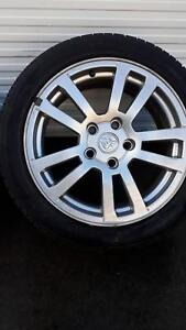 17 inch Holden wheels with 235/45r17 tyres Coopers Plains Brisbane South West Preview