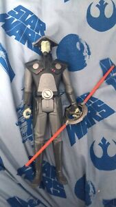 Star Wars 12 pouce inquisitor rebels
