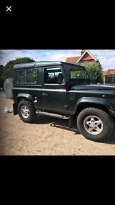 1995 Land Rover Defender TDI 4x4 automatic