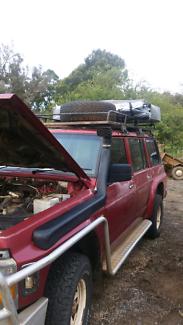 1996 Nissan Patrol RX Wagon 2.8L Unlicensed