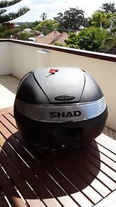 NEW Shad SH29 Scooter Motorbike Top Box (original packaging) Ashfield Ashfield Area Preview