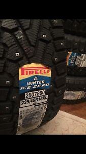 225/45/18 Pirelli Winter Tires
