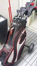 Top Flite XL 7000 Golf Set & Cart Doubleview Stirling Area Preview