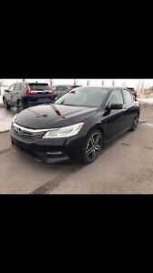 HONDA ACCORD TOURING LEATHER NAVI 19** inch wheels