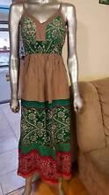 Ladies Bo-Ho Dress BRAND NEW Sz L (16) Modbury Heights Tea Tree Gully Area Preview