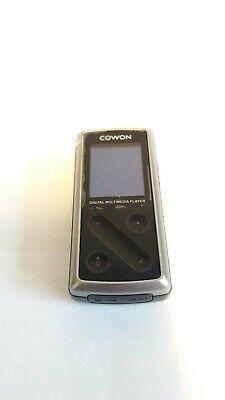 Cowon i6 (4GB)  Digital Media Player (Black)