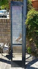 Aluminium temporary pet door (fits into sliding doors) Botany Botany Bay Area Preview