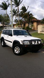 Nissan Patrol turbo diesel Tanah Merah Logan Area Preview