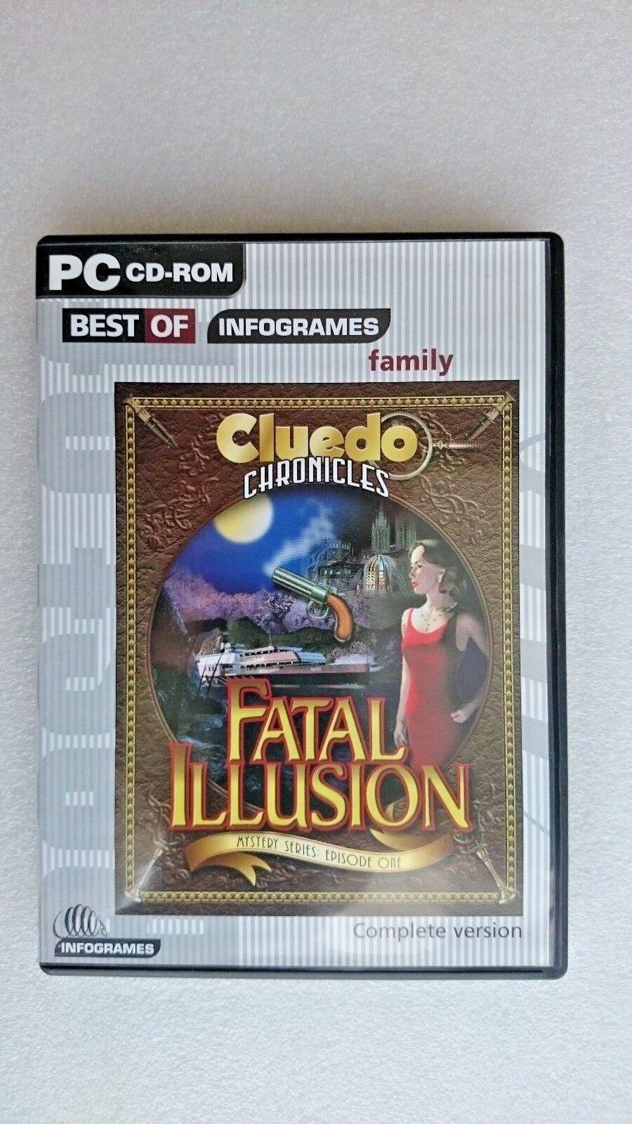 Cluedo Chronicles - Fatal Illusion (PC: Windows, 2000)