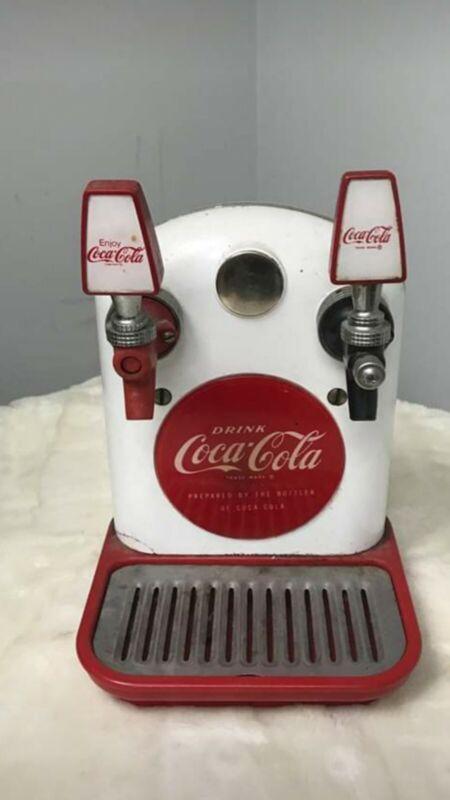 Old Original Coca Cola Cornelius tombstone Soda Dispenser