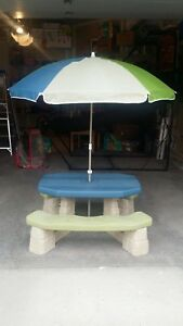 Kids Picnic / Outdoor  Table