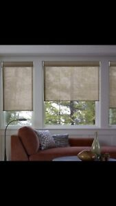 BLINDS, ROLLERS SHADES, SHUTTER, UP TO 85% OFF...(416-312-5510)