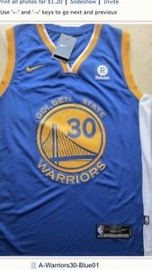 Brand new with tags NBA jerseys look at pics