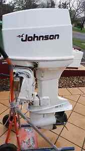 Johnson 70hp outboard boat motor Craigieburn Hume Area Preview