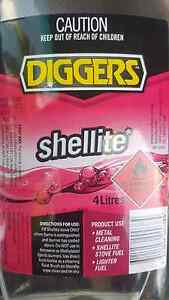 Diggers Shellite approx 5 or litres Woree Cairns City Preview