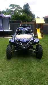 800cc v-twin hisun atv buggy Quakers Hill Blacktown Area Preview