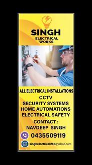 Singh electrical works - electrician