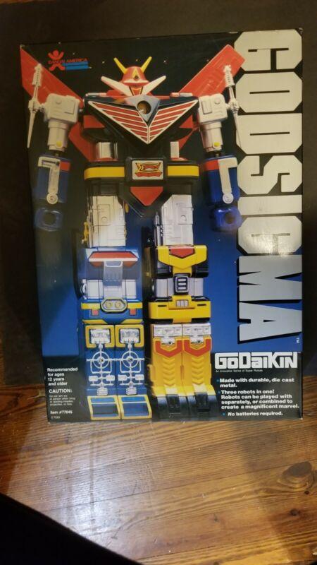Godaikin Bandai Godsigam 1982 GB-18 Mint Condition , RARE