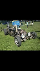 1927 Ford model T diesel Rat rod