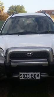 Hyundai Santa Fe 2001 (READ THE AD)