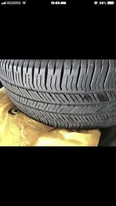 225-50-18 - goodyear (4) Complete Set - 225/50/18