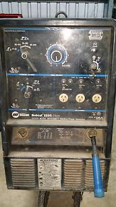 Miller welder generator Bassendean Bassendean Area Preview