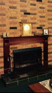 Built in fire heater Abbotsbury Fairfield Area Preview