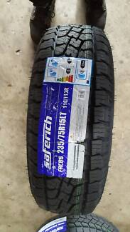 235/75R15 NEW TYRES  $135.00 EACH