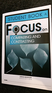 Focus on student book Baldivis Rockingham Area Preview