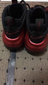 Foamposite pro university red vnds*price reduced*