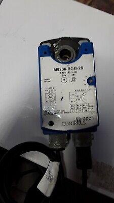 Johnson Controls M9206-bgb-2s Valve Actuator 35 Sec. 23c-2