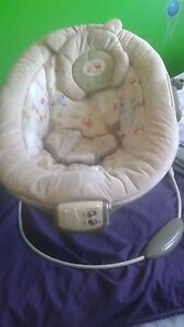 Baby swing , claw tub and chair