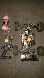 1/8 rc truggy rtr Morayfield Caboolture Area Preview