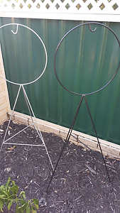 Metal Plant Stands Jane Brook Swan Area Preview