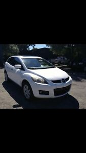 Mazda CX-7 2008 AWD Cuir Toit Ouvrant GPS traction integral 4x4