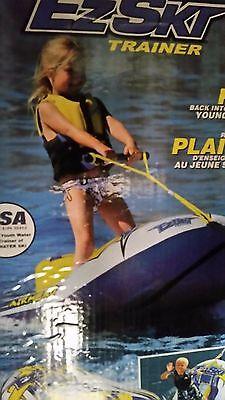 water skis kids trainers tube airhead ez ski