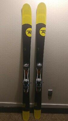 110mm Schwarz / Marker Tour F12 Epf Ski Bindungen Groß Alpin