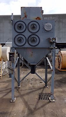 Simco Neutro-vac Static Elimination Dust Collecting System Model Dc-2pj4