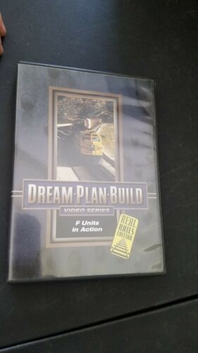 (11) Dream Plan Build DVD Model Railroad Video Series - Lot of 11 - See Pictures