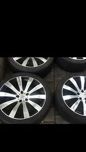 20 inches rims for sale Kaleen Belconnen Area Preview