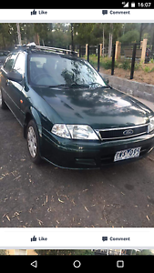 2001 Ford Laser RWC and 1 year rego backpackers St Kilda East Glen Eira Area Preview