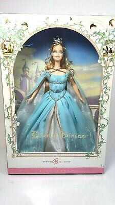 2006 Barbie Pink Label Ethereal Princess Collector Doll NRFB